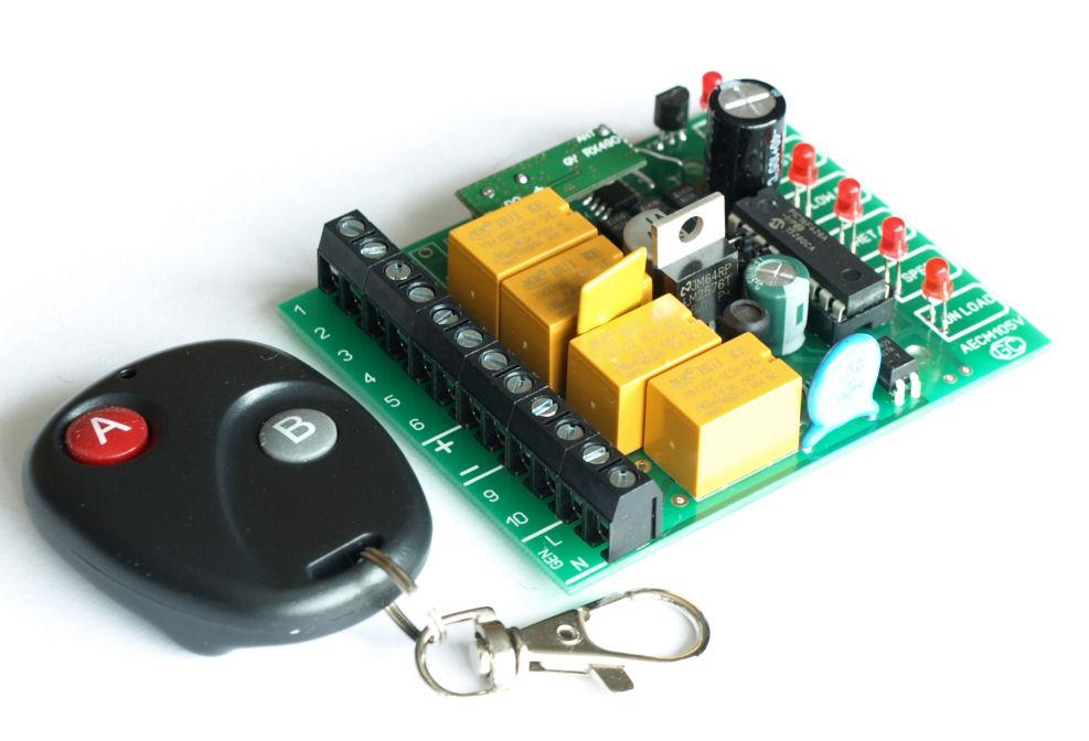 Fernbedienung drahtlos Start automatisch Motor Generator Steuermodul PCB