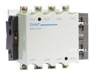 Contactor 115 Amp / 55kw 4 Pole